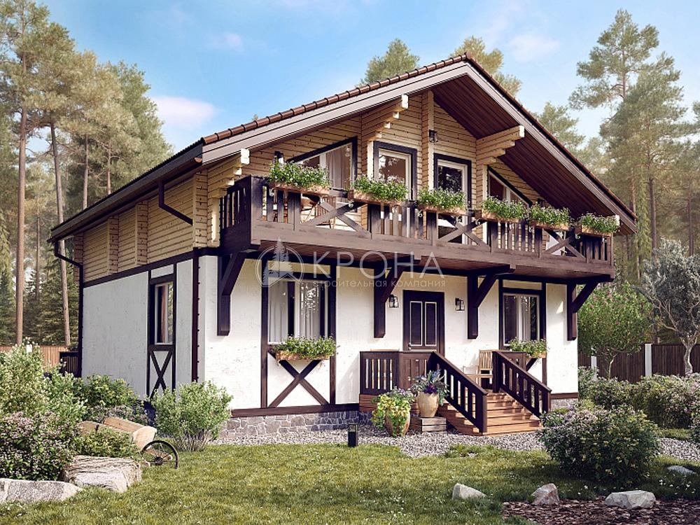 Комбинированный дом Комби 228