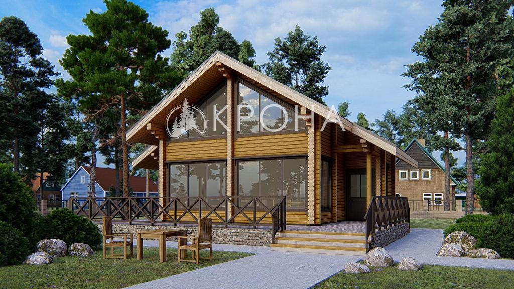 Дом-баня «Быданово»
